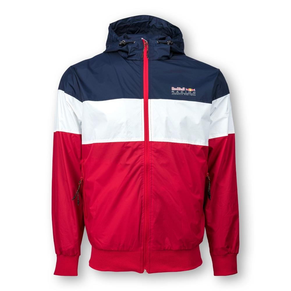RED BULL RACING WINDBREAKER MENS | Motorstore F1 Team