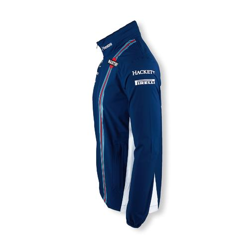 WILLIAMS MARTINI RACING RAIN JACKET MENs| Motorstore F1 Team