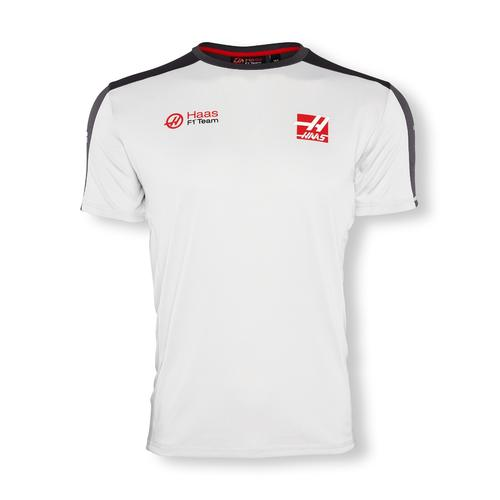 HAAS TEAM T-SHIRT MENS 2016 REPLICA