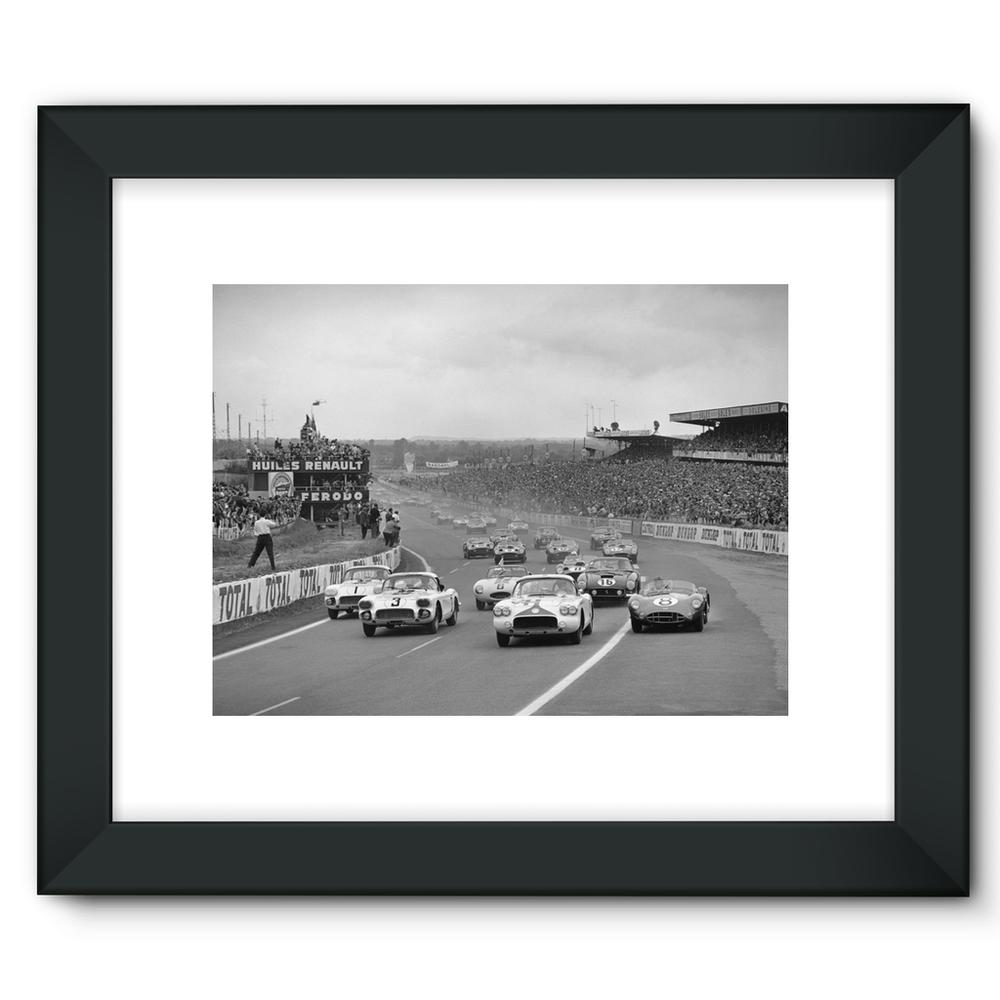 Le Mans, France. 25th - 26th June 1960 | Motorstore Gallery