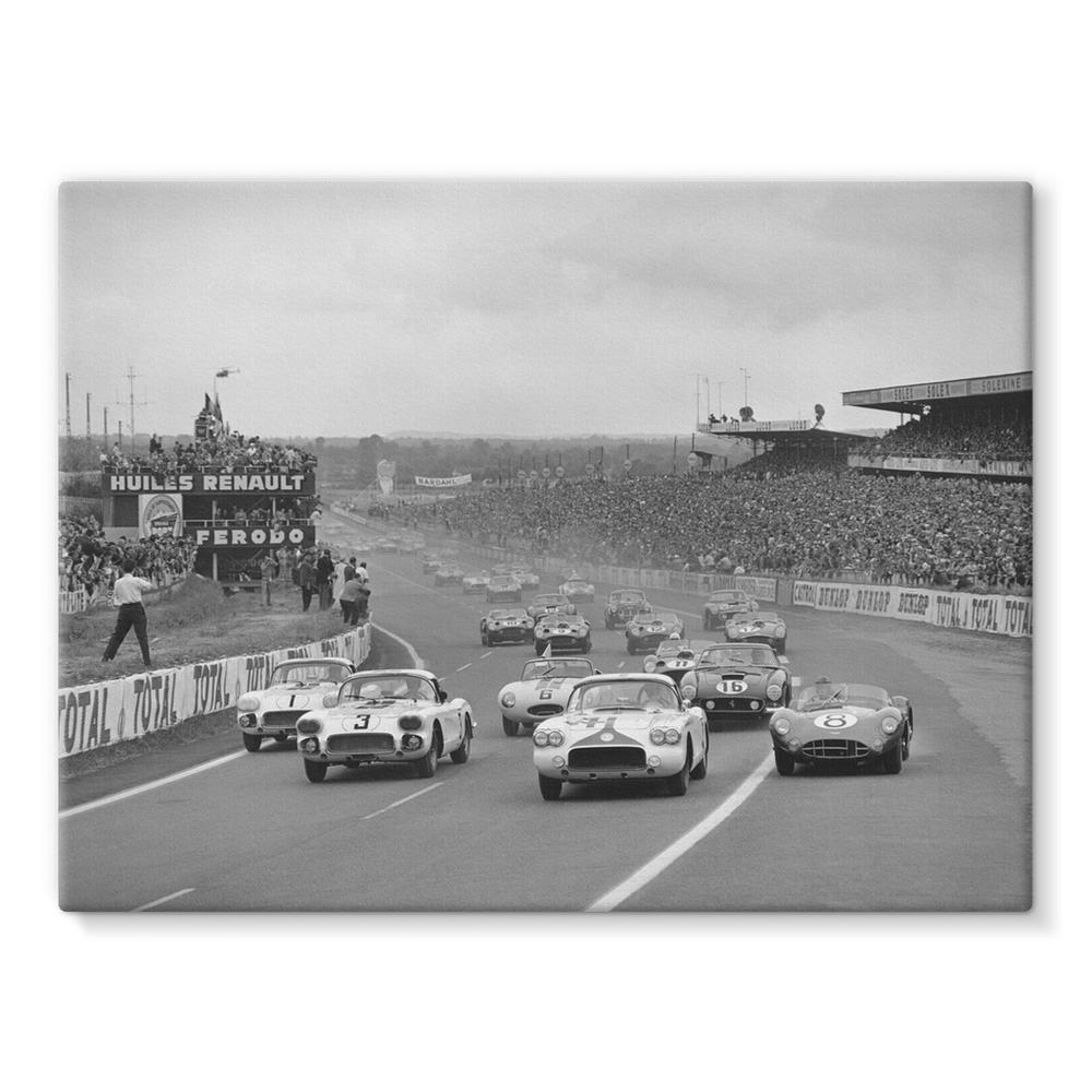 Le Mans, France. 25th - 26th June 1960   Motorstore Gallery