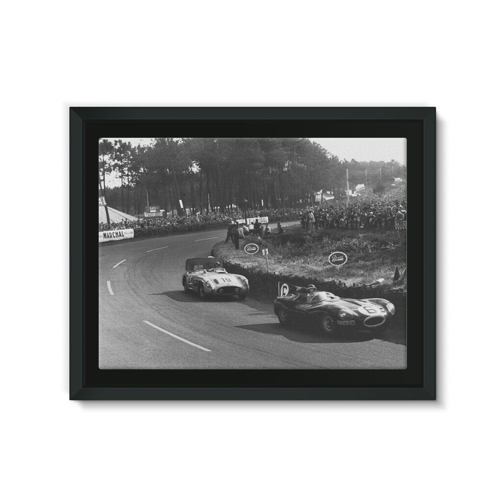 Le Mans, France. 11 - 12 June 1955 | Motorstore Gallery