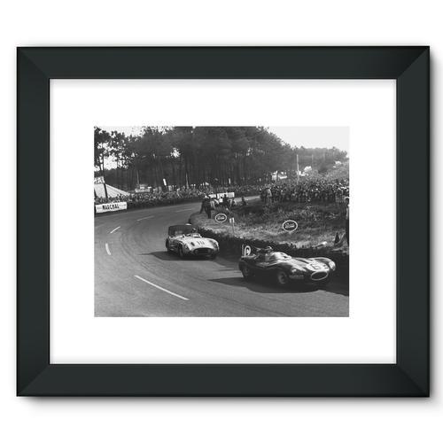 Le Mans, France. 11 - 12 June 1955 | Black