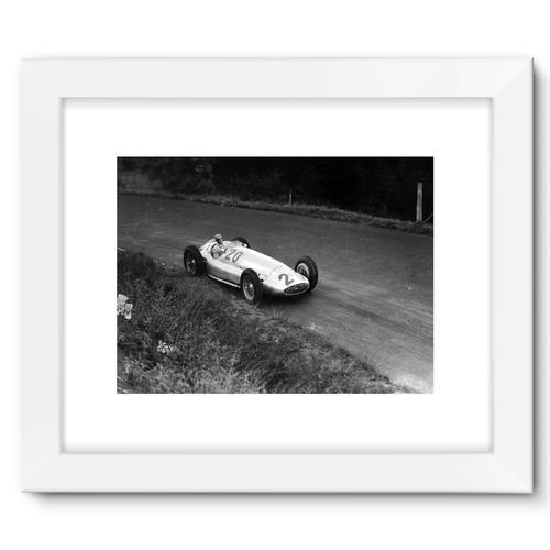 Heinz Brendel, Nurburgring   White