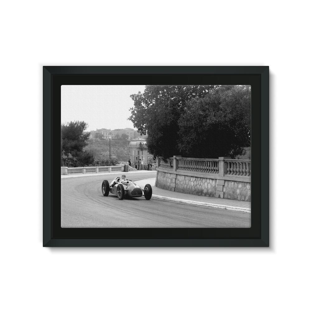 Monaco, Monte Carlo. 21st May 1950 | Motorstore Gallery