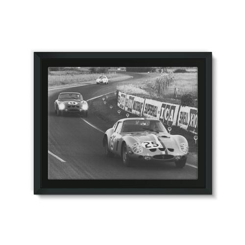 Le Mans, France. 15th - 16th June 1963