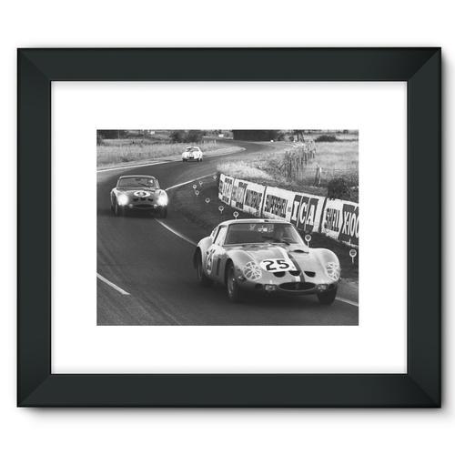 Le Mans, France. 15th - 16th June 1963   Black