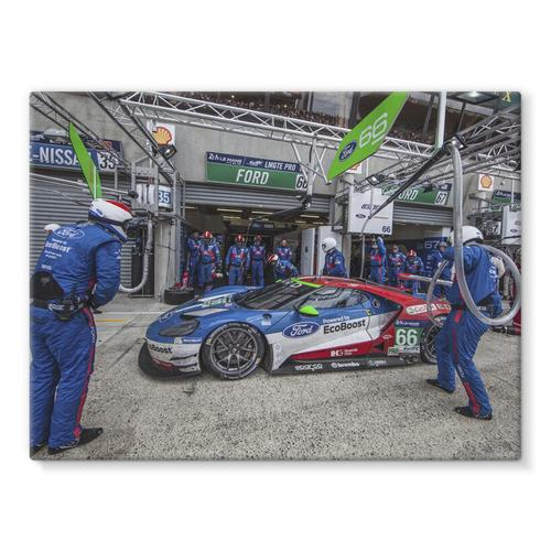 Pit Stop - Racing Ford GT