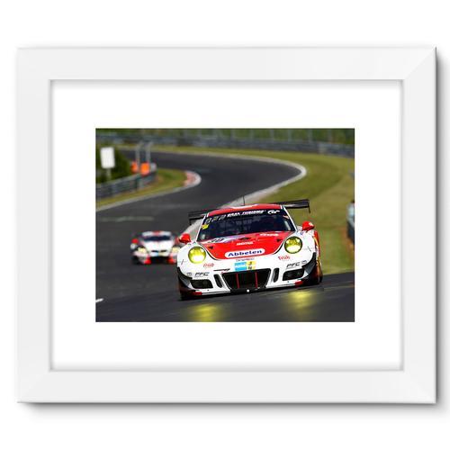 30 Frikadelli Racing Team, Porsche 991 GT3-R   White