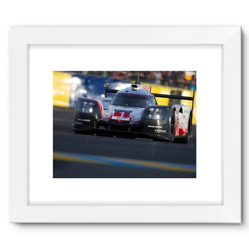 Team Porsche 919 Hybrid | White